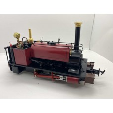 Quarry Hunslet Cabless 32mm Dinorwic Livery AW002