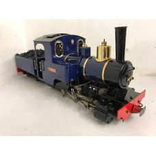 Roundhouse Billy with Tender 2.4R/C 0502/658