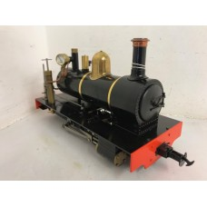 Accucraft 0-4-0 Chassis 0502/639