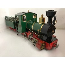 Roundhouse William 32/45mm R/C 0502/681