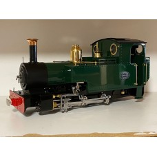 Roundhouse Silver Lady Green R/C