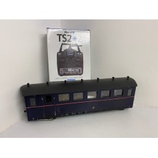 Locomotion Electric rail bus sound and lights 2.4R/C 32mm 0502/847