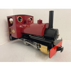 Roundhouse Bertie fitted with pressure Gauge 32mm only 0502/858
