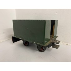 XW12 Wagon/Tender 32mm P+P £10 per parcel