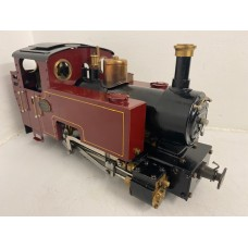 RARE Mr Merlins Pooter built by Roundhouse meths fired 32mm R/C 0503/041