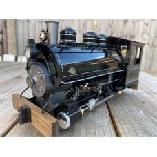 Roundhouse Davenport Fully Lined and Plated By Matt Acton R/C 32/45