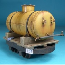 IP Engineering Hudson 16mm Scale Water Bowser Wagon