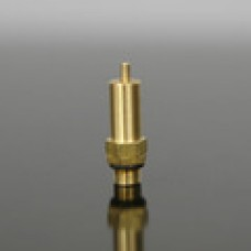 WB100 60psi M5 Safety Valve 60psi valve with a M5x.5 thread.