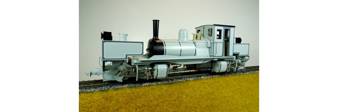 <p>Tasmanian K1 Garratt Live Steam</p>