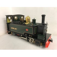 Pearse Leeds No1 0-6-2 Lined 2.4 R/C 0502/375