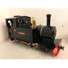 Pearse Ulysses Black R/C 32mm Only 0502/118