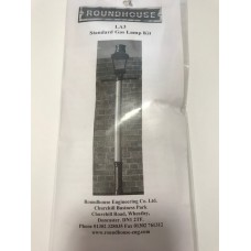 Roundhouse Standard Gas Lamp Kit LA3