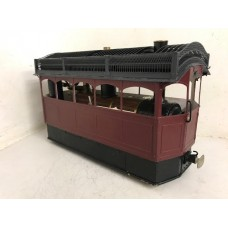 Swift Sixteen Tram on Billy Chassis 32/454mm 2.4 R/C 0502/804