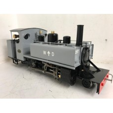 Roundhouse Alco WD Grey 2.4 R/C 32/45mm 0502/788