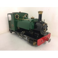 Roundhouse Jack Green R/C 0502/323