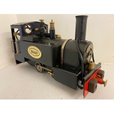 Mamod 0-4-0 gas fired 32mm 0502/921