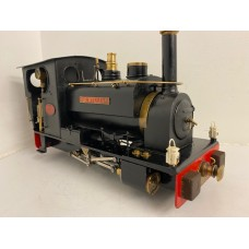 Merlin Based loco Project Manual 32/45mm 0502/930
