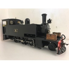 John Campbell 2-6-0 Tralee and Dingle 32mm only 2.4 R/C 0502/VAT15