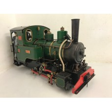 Roundhouse Billy Detailed R/C 2.4 0502/458