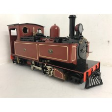 Pearce Hunslet No14 2.4 R/C 32/45mm 0502/429
