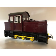 Roundhouse Harlech Castle R/C Victorian Maroon