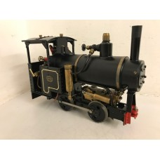 Peter Angus No117 New Zealand Bush Locomotive 0502/com