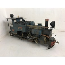 Roundhouse Darjeeling B Class Weathered Manual 0502/714