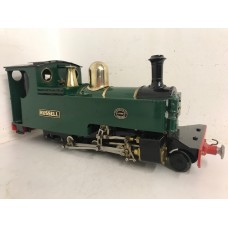 Roundhouse Russell Green 2.4 R/C 32/45mm 0502/737