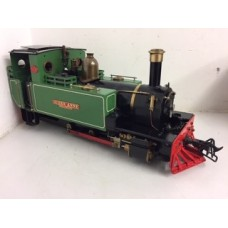 Roundhouse Queen Anne Meths Fired 45mm ONLY lovely condition rare R/C 0502/256