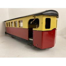 Locomotion Railbus 45mm only runs but sold as a project. 0503/075
