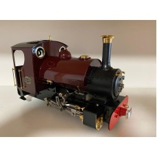 A New Roundhouse Katie Victorian Maroon R/C