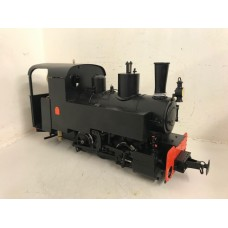 Accucraft 0-6-0 Decauville Manual 0502/602