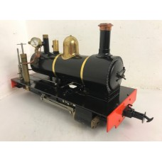 Accucraft 0-4-0 Chassis 0502/612