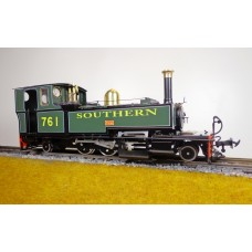 A New Accucraft S19-19T L&B No. 761 'Taw' Live Steam Manning Wardle 2-6-2T