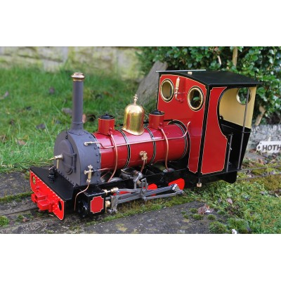 7/8 scale Jack 0-6-0