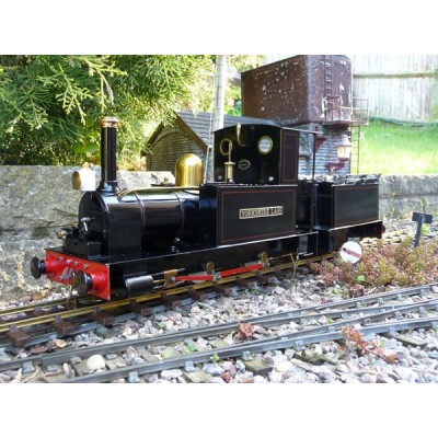 Rheidol with tender