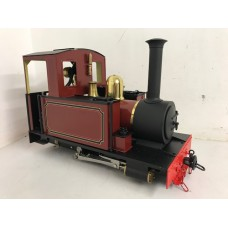 Accucraft based 7/8ths Baldrig 0-4-0  0502/251