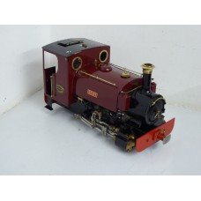 Roundhouse Jack Maroon R/C 32/45mm 0502/211