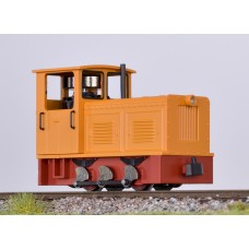Minitrains 2024 Ns2f Diesel Loco Orange