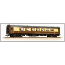 39-310C BR Mk1 SP Pullman Second Parlour Umber & cream With lights