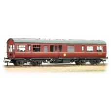 39-776 LMS 50ft inspection saloon BR maroon