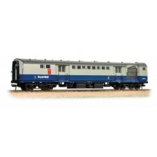 Bachmann 39-426 BR MK1 POS Post office sorting van BR blue/ grey with nets