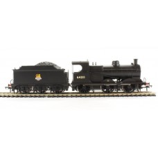 31-319 Class J11 64311 BR Black Early crest