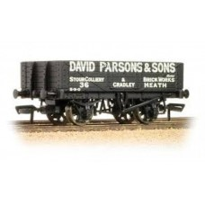 37-066 5 plank wagon David Parsons & sons