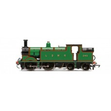 Hornby R3204 NRM LSWR 0-4-4T M7 245 special edition