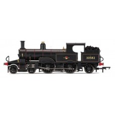 R3334 BR 4-4-2T Adams Radial 415 class BR Late crest