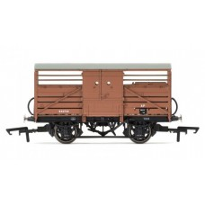 R6737 BR 10 Ton Mauncell cattle wagon S53732