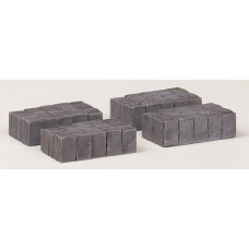 44-579 Narrow gauge slate loads for wagons