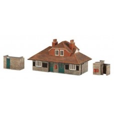 Bachmann 44-0016 Narrow gauge station