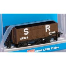 GR-201C Open wagon SR brown livery No 28304